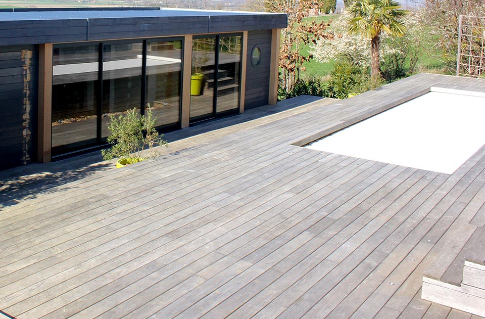 Conception De Terrasses En Bois, Personnalisées Et Sur Mesure, à Albi